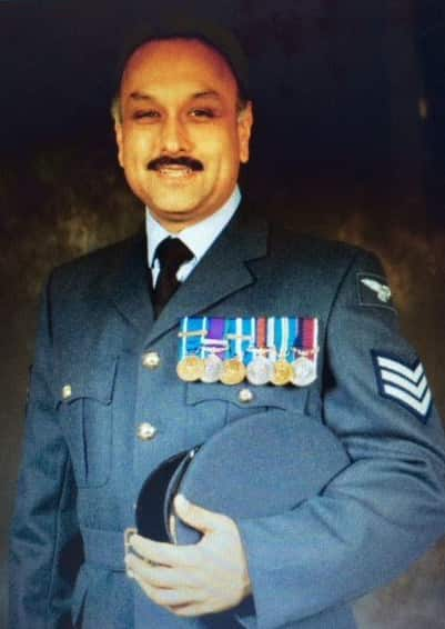 187 Raf Sergeant S Medals Are Stolen By Cold Hearted Crooks
