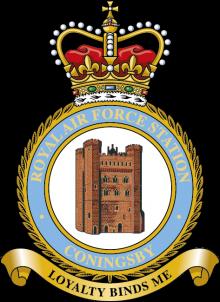 RAF Coningsby Badge