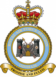 RAF Odiham Badge