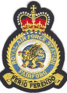 RAF Fairford Badge