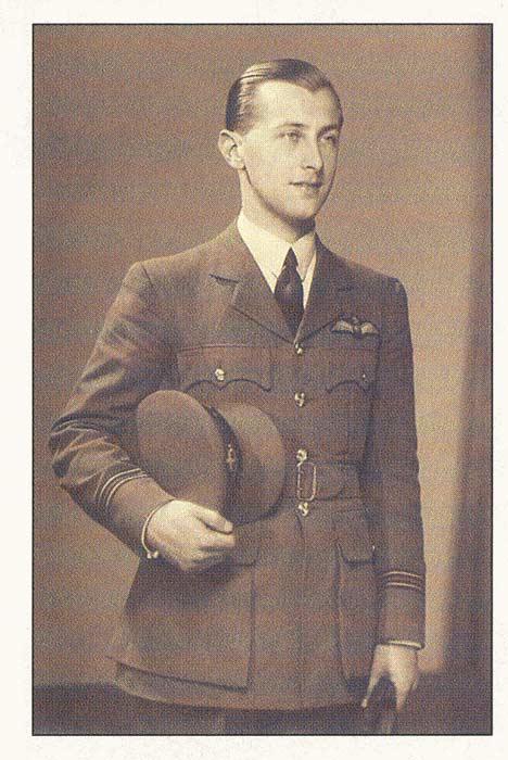 Flt Lt Hugh Beresford