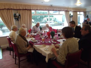 Christmas lunch 2015 001