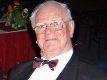 Charlie Hewson, RAFA Weston-super-Mare Chairman